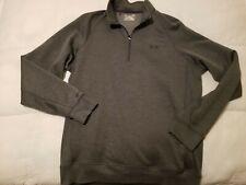 Mens Under Armour Golf Quarter Zip Pullover Size L