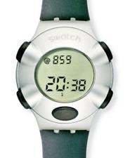 Pre-owned Swatch Beat Digital Watch
