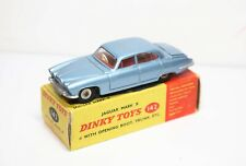 Dinky 142 Jaguar Mark X In Its Original Box - Excellent Vintage Original Model