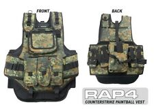 Occurrence paintball gilet (allemand camouflage) [BA5]