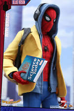 """Hot Toys Marvel Spider-Man Homecoming Spider-Man Deluxe Ver 1/6 Scale 12"""" Figure"""