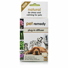 Pet Remedy Plug-in Diffuser De-stress & Calming for Cats Dogs Birds Horses 40ml
