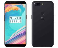 OnePlus 5T 64gb/6gb RAM Black A5010 (Unlocked) - GSM World Phone - M-FR