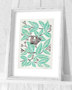 Cat Coquilette Framed Art 11 Different Graphic Design Animal & Metal Prints