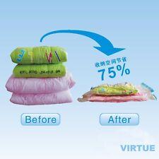 Space Saver Saving Storage Bag Vacuum Seal Compressed Organizer 50* 60
