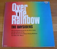 The Baysiders 1961 original  Everest Mono LP Over The Rainbow  Doo~Wop cLEAn