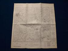 CARTINA meßtischblatt 3908 Ahaus, Asbeck, Legden, Holtwick, per 1945