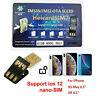 Heicard RSIM R-SIM Turbo Unlock Chip Sim Card for iPhone XS Max/XR/X/8/7/6 ios13