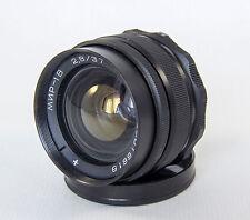 USSR Wide lens MIR 1V M42 37mm f/2.8 for Zenit Pentax Canon #86016618