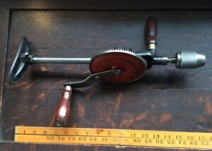 Vintage Collectable Millers Falls Tools USA Hand drill