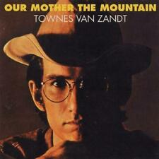 Townes Van Zandt - Our Mother The Mountain LP NEW