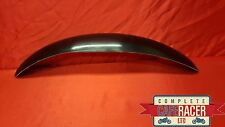 BLADE STYLE CAFE RACER FRONT MUDGUARD BLACK
