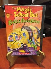 The Magic School Bus: Bugs, Bugs, Bugs!  (DVD,1994) Scholastic Video/Mfg. Sealed