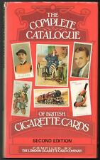 THE COMPLETE CATALOGUE of BRITISH CIGARETTE CARDS, UPDATED 2nd Ed. 1982