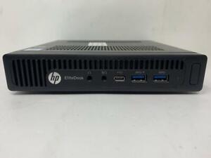HP EliteDesk 800 G2 i5-6500 3.20GHz, NO SSD, NO RAM W/ CADDY (OFFERS WELCOME)