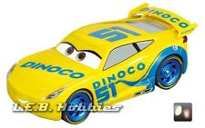 Carrera Digital 132 Disney/Pixar Cars 3, Dinoco Cruz slot car 30807