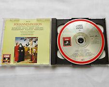 GONNENWEIN / BACH St John Passsion BWV 245 W.GERMANY 2CD EMI CZS 7 62592 2(1989)