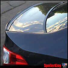 Rear Trunk Lip Spoiler Wing (Fits: Acura TSX 2009-14) 244L SpoilerKing
