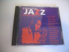ESSENTIAL JAZZ 14 TRACKS.CD DAVE BRUBECK MILES DAVIS STAN GETZ JOHN COLTRANE...