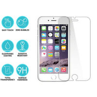 5 X 100% Genuine Tempered Glass Film Screen Protector for Apple iPhone 6s Plus