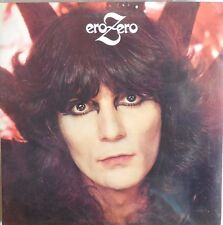 VINILE LP 33 GIRI RPM RENATO ZERO EROZERO PL 31436 ITALY 1979