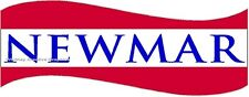 """""""NEWMAR""""  RV  GRAPHICS lettering decal Made Fresh!"""