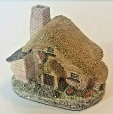 David Winter Mini Village House Drovers Cottage Hand Made Great Britain 1982
