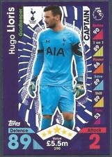 TOPPS MATCH ATTAX 2016-17- #290-TOTTENHAM HOTSPUR-HUGO LLORIS-CAPTAIN