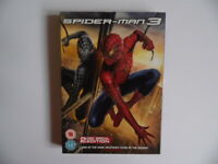 Brand New Spider-Man 3 (DVD, 2007, 2-Disc Set) from Marvel and Columbia Pictures