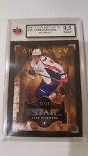 Alex Ovechkin 2011-12 UD Artifacts Gold #21/25 KSA Graded 9.5!!