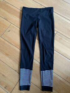 Born Nouli - Women's Leggings Black & White Size M
