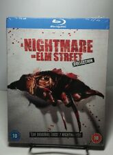 A Nightmare on Elm Street Collection: All 7 Movies (Blu-ray Boxset) NEW-Free S&H