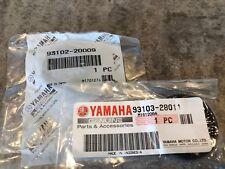 Yamaha OEM Main Seals GT80 YZ80 TY80 MX80 YZ50 DT80 Crank Seals