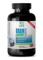 DMAE Bitartrate - Brain & Memory Booster 775mg - Neuromuscular Innervation 1B