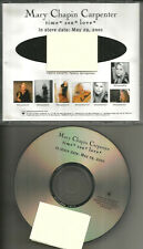MARY CHAPIN CARPENTER Time sex love 2001 PROMO PHOTOS & PICTURES PROMO CD ROM