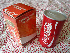 COCA-COLA MEGA ULTRA RARE SPANISH PROMOTIONAL CAN TIMER FOR COOKING BOXED - NEW