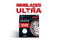 Rimblades Ultra Alloy Wheel Rim Protectors/rim tape/rim guards