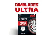 Rimblades Ultra Alloy Wheel Rim Protectors/rim tape/rim guards