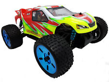 AUTO RADIOCOMANDATA 2.4GHZ ELETTRICA BRUSHLESS TRUGGY EXT-16 RTR 1-16 4WD HIMOTO