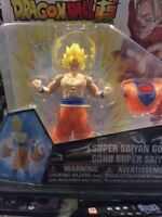 Bandai Dragon Ball Super  Power Up Super Saiyan Goku 3.5 inch Action Figure