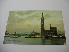 Lot76w - c1905 BIRKENHEAD DOCKS Postcard
