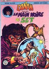 Arédit / Artima   Conan Le Barbare Hors Série  la main noire de set