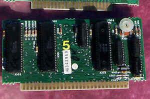 Atari 400/800 CPU(6502) PCB Tested Working with GTIA