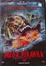DVD MEGA PIRANHA - VERSION LONGUE - NON CENSUREE - NEUF