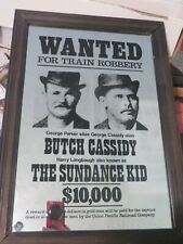 New listing Butch Cassidy and the Sundance Kid Mirror