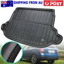 For Subaru Forester S4 SJ 13-18 Tailored Boot Cargo Liner Tray Trunk Floor Mat