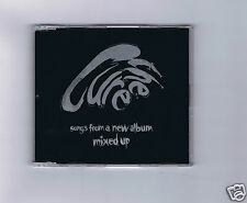 MAXI CD SINGLE PROMO 4 TITRES CURE SONGS FROM A NEW ALBUM MIXED UP