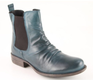 EOS Portugal WILLOW SEA Leather Boots RRP$219, Sale!Super comfortable!!