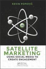 SATELLITE MARKETING - POPOVIC, KEVIN - NEW PAPERBACK BOOK