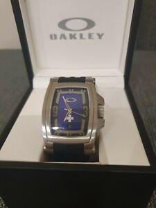 Oakley Warrant Infinite Hero Watch